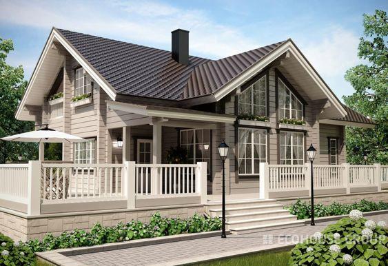 Top 15 mẫu nhà 1 tầng mái thái đẹp nhất 2021