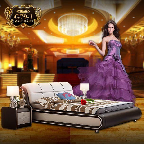 Top 10 các mẫu giường ngủ bọc da hiện đại sang trọng châu âu